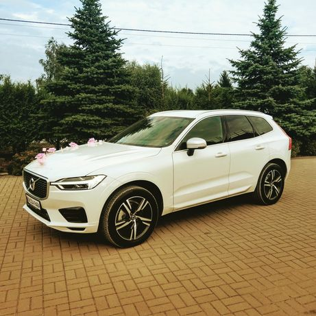 Wynajem auta do ślubu wypożyczalnia aut auto ślub wesele Volvo XC60