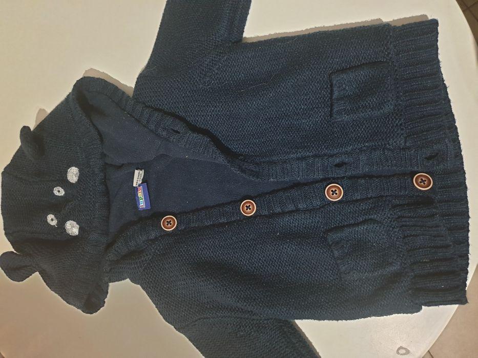 Spodnie sweterki koszulki 86 cm Luboń - image 1