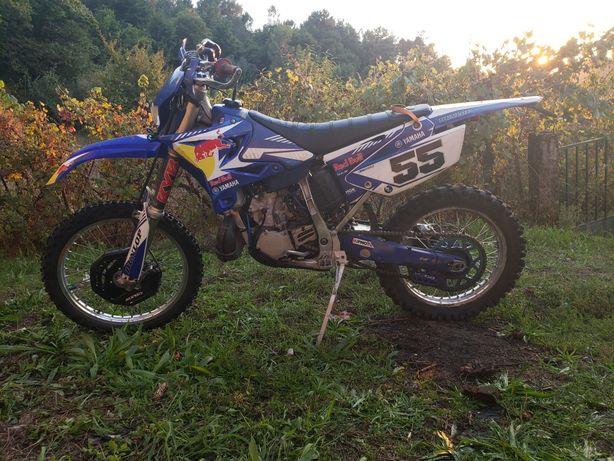 Yamaha yz250 matriculada