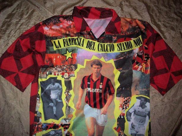 Коллекционерам -футболка Van Basten the Best футболист Ван Бастен