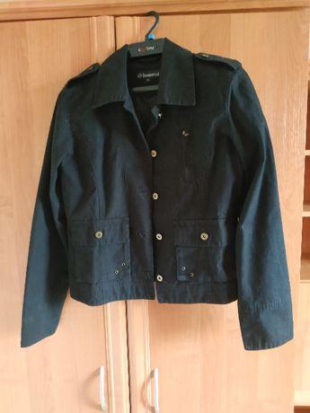 Czarna kurtka/koszula