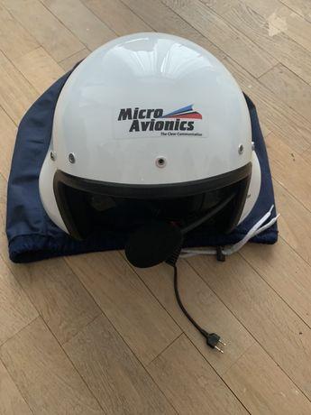 Шлем авиа