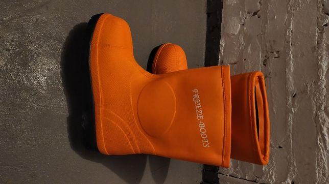 BUTY Ochronne Freeze Boots