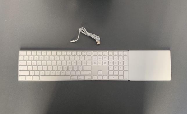 Apple Magic Keyboard & TrackPad 2 Bluetooth трекпад клавиатура Mac