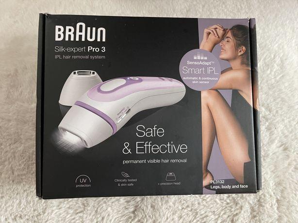 Depiladora a laser BRAUN silk expert Pro3