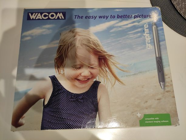 Tablet graficzny Wacom Graphire4 XL