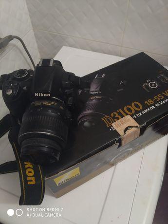 Фотоапарат NICON D3100 стан нового використовувався на 500 кадрів
