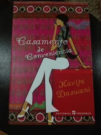 """Casamento de Conveniência"" de Kavita Daswani"