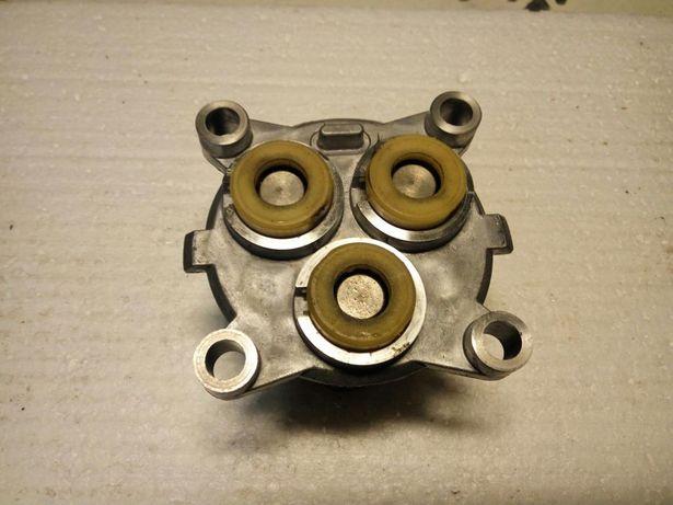 Podstawa tloczki karcher k5 uszczelniacze sprężyny czesci krociec k4