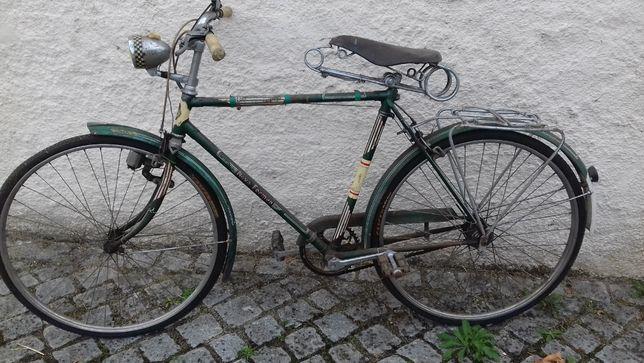 "Bicicleta Pasteleira "" Nova Fremen """