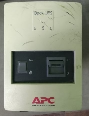 Продам ИБП APC Back UPS 650