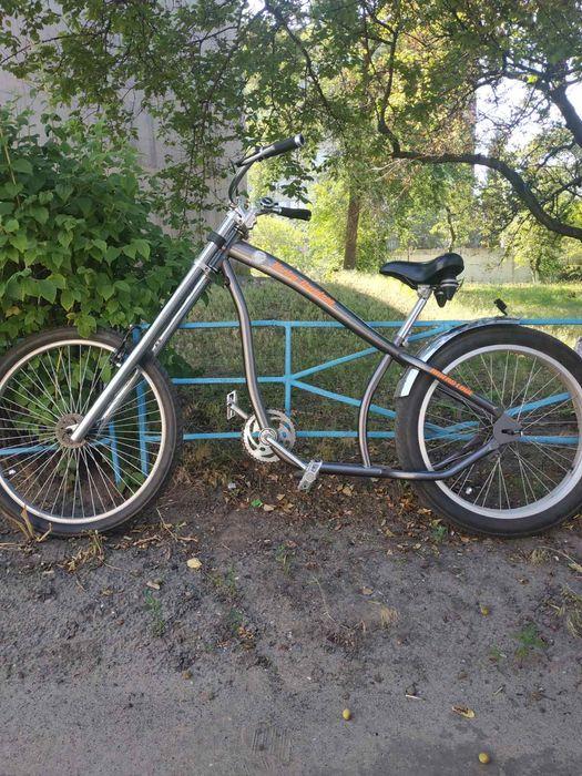 Велосипед Harley Davidson Горишные Плавни - изображение 1