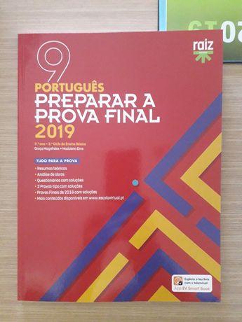 Preparar Prova Final de Português 9° ano
