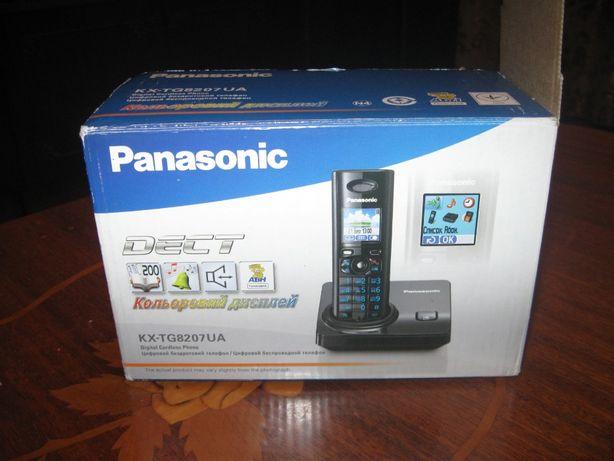 Радиотелефон Panasonic модель KX-TG8207UA
