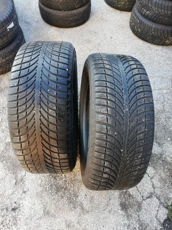 Dwie opony Michelin Latitude Alpin Rsc 255/55/18 109H