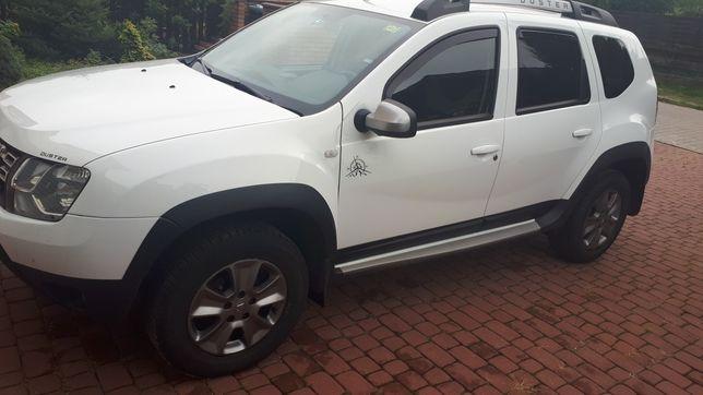 Dacia Duster odstapie lising
