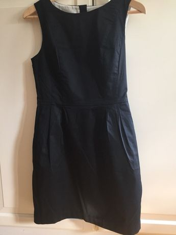Mała czarna sukienka H&M roz S