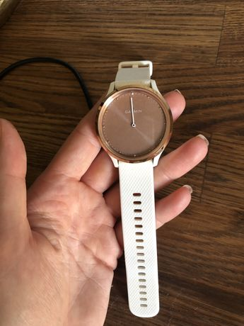 Zegarek garmin vivimowe hr sportowy elegancki  Smartwatch
