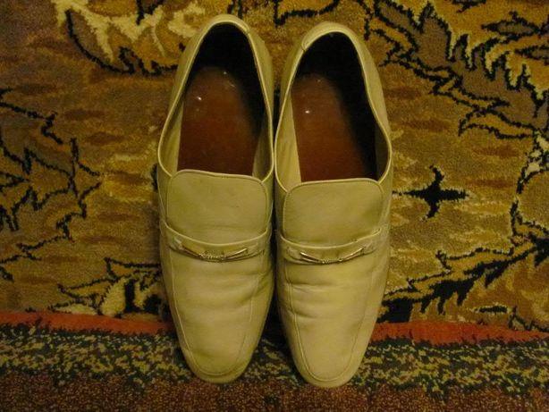 Туфли англия 46 р кожа .