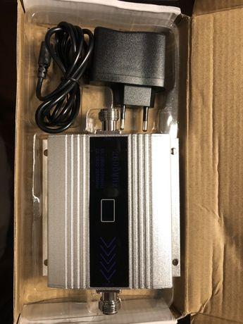Amplificador sinal 4G + antena