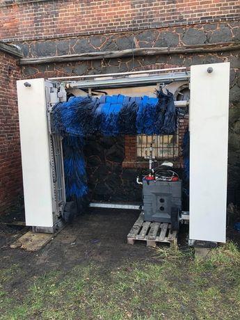 Myjnia samochodowa portalowa WashTec SG20 szczotkowa