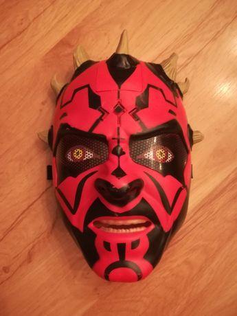 Maska STAR WARS Dart Maul na baterie z głosem