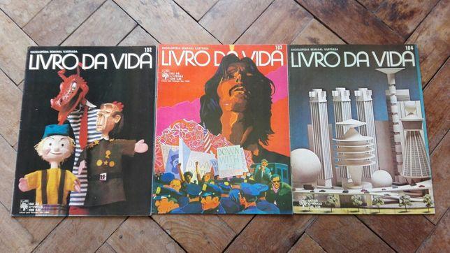 Enciclopédia Livro da vida completa anos 70