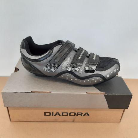 nowe buty rowerowe DIADORA ergo light /43