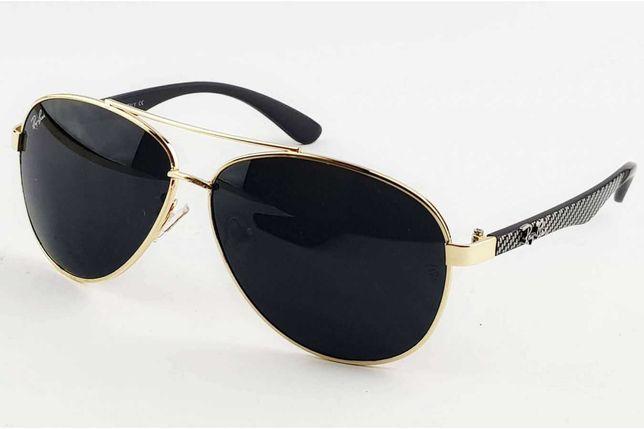 Солнцезащитные очки Ray-Ban (Рей Бен)  Carbon Black&Black