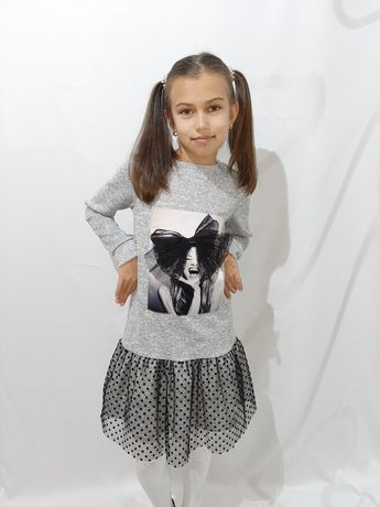 Детские платье размеры 116 -140 опт и розницу