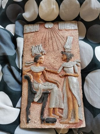 Obrazek egipski 15x28cm