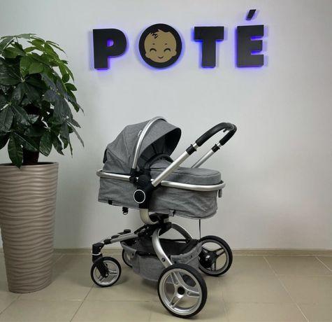 Продам коляску Pote V Baby 3в1