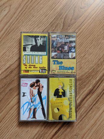 Kasety magnetofonowe Sting Dirty Dancing The Blues Jurksztowicz
