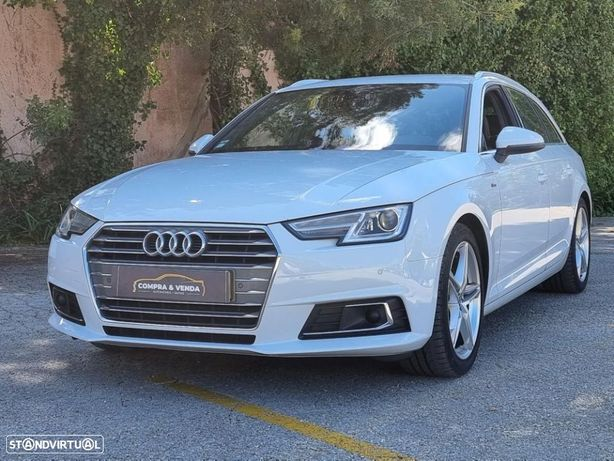 Audi A4 Avant 2.0 TDi Multitronic S-line