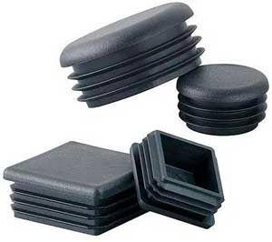 Продам пластиковые заглушки на квадратну трубу круглую трубу