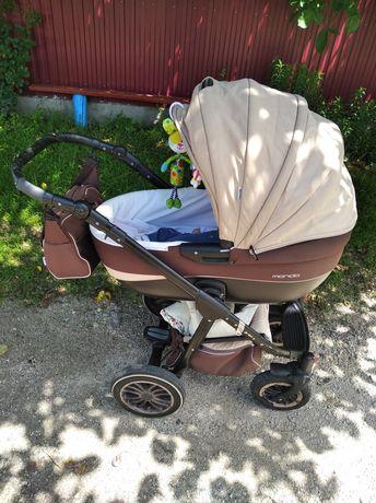 Коляска дитяча 2 в1