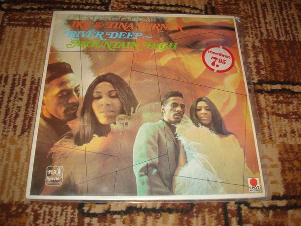 Płyty winylowe Ike & Tina Turner -River Deep Mountain High