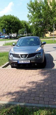 Nissan Juke, wersja Acenta +navi+DCS, 1,6 benzyna (117 KM), 11.2010