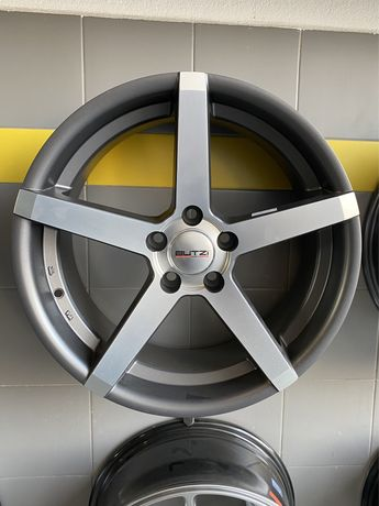 Jantes Novas Audi/VW/Mercedes 18 5x112