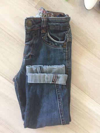 Фирменные джинсы на мальчика 3-4 года 98-108см