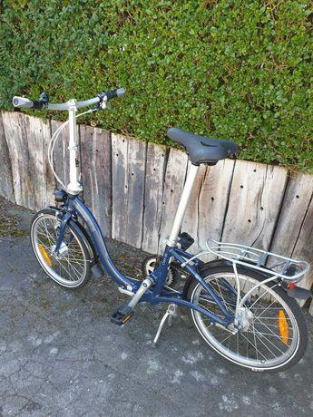 Велосипед складной Дахон привезен из Германии