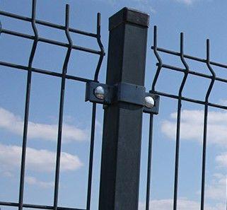 Panel ogrodzeniowy Słupki podmurowki obejmy łączniki MONTAZ