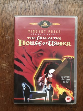 The Fall of the House of Usher. Corman Price Poe