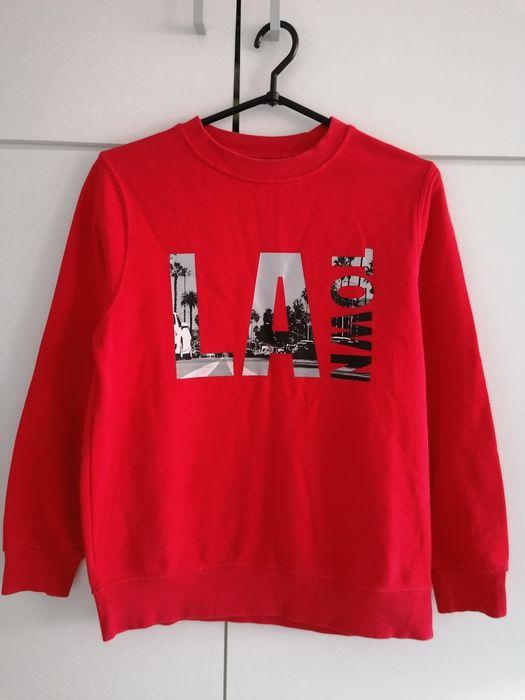 Czerwona bluza Zara 152 Lublin - image 1