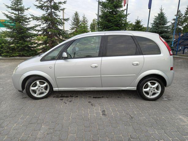 Opel Meriva 1.7 CDTI 2004r