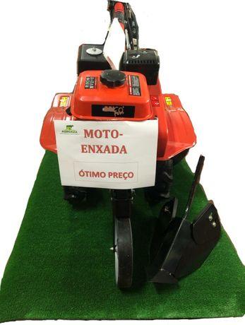 Moto-Enxada 7CV Nova