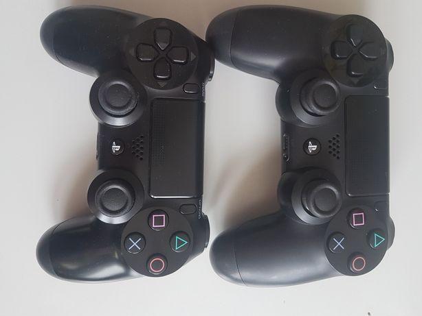 Pad Dualshock PS4 ORYGINALNY idealny stan V 2