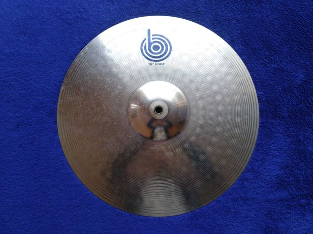 "Talerz do perkusji Gewa BSX Crash 16"" (Paiste) bdb stan"