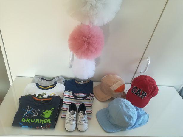 Ubrania dla chłopca 80 - 86