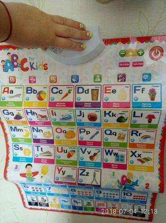Інтерактивний плакат для вивч.англ.м.